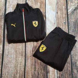 Puma Ferrari track suit